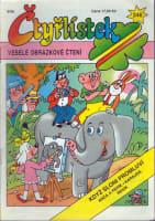 Čtyřlístek #246: Když sloni promluví