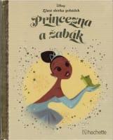 Disney - zlatá sbírka pohádek - Princezna a žabák
