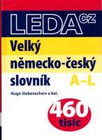 Velký německo-český slovník A-L (1. část)