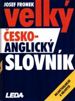Velký česko-anglický slovník – nejaktuálnější a největší
