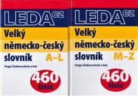Německo-český slovník A-L, M-Z (1.+2. díl)