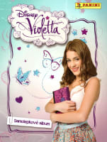 Violetta samolepkové album