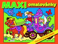 Maxi omalovánky