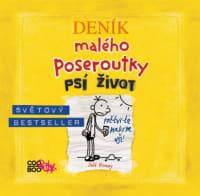 Deník malého poseroutky: Psí život (CD)
