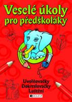 Veselé úkoly pro předškoláky (uvolňovačky, dokreslovačky, luštění)