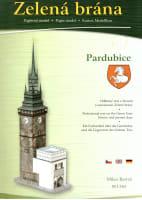 Zelená Brána (papírový model)