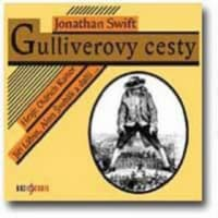 Gulliverovy cesty (audiokniha)