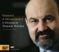 Vánoce a Velikonoce v úvahách Tomáše Halíka - CDmp3
