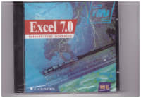 CD ROM Excel 7.0 interaktivní učebnice