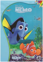 Hledá se Nemo - omalovánka