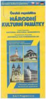 Národní kulturní památky: Česká republika