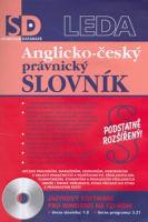 Anglicko-český právnický slovník CD