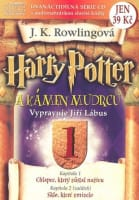 Harry Potter a Kámen mudrců 1 (audiokniha)