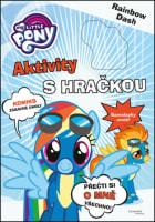 My Little Pony Aktivity s hračkou Rainbow Dash