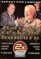 Zlatý věk českého humoru 2x CD