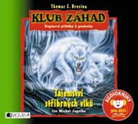 Tajemství stříbrných vlků (audiokniha)
