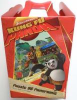Kung Fu Panda - Panoramic Puzzle 96