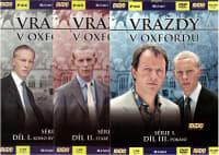 Vraždy v Oxfordu série I. 1.-3. díl