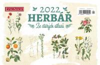 Kalendář 2022 Herbář