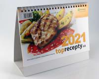 Kalendář Top recepty 2021