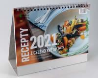 Kalendář - Recepty z celého světa 2021