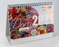 Dorty kalendář 2021