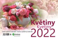 Kalendář – Květiny 2022
