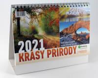 Kalendář Krásy přírody 2021