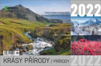 Kalendář – Krásy přírody 2022
