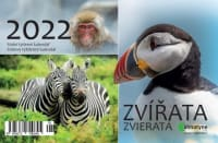 Kalendář – Zvířata 2022