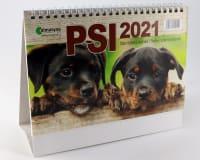 Kalendář psi 2021