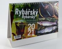 Kalendář Rybářský 2021