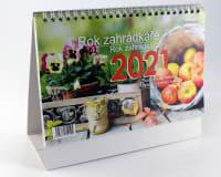 Rok zahrádkáře kalendář 2021