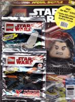 Lego Star Wars 2xčasopis 3/2019