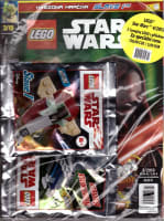 Lego Star Wars 4/2019 -2 časopisy