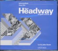 New Headway Intermediate Class pouze 2xCD