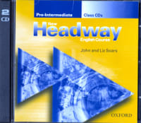 New headway Pre-Intermediate Class 2xCD