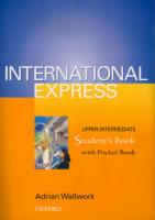 International Express – Upper-intermediate: Student's Book