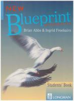 New Blueprint Intermediate: Student's Book