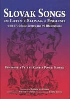 Slovak Songs in Latin Slovak English