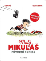 Malý Mikuláš Původní komiks