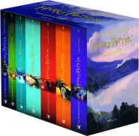 Harry Potter (Jonny Duddle) box 1–7