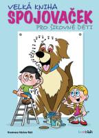 Velká kniha spojovaček pro šikovné děti