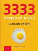 3333 receptů od A do Z