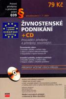 Živnostenské podnikání + CD