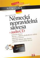 Německá nepravidelná slovesa + audio CD