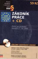 Zákoník práce + CD