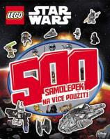 LEGO® Star Wars 500 znovupoužitelných samolepek