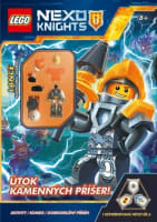 LEGO® NEXO KNIGHTS™ Útok kamenných příšer