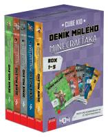 Deník malého Minecrafťáka BOX 1-5